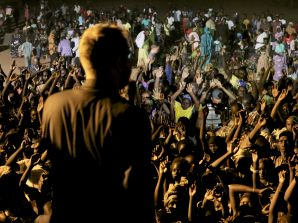 500 frelst i Mali i går